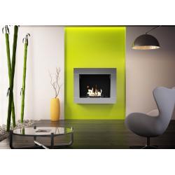 Fireplace bio ethanol Platinum Dual Neoflame
