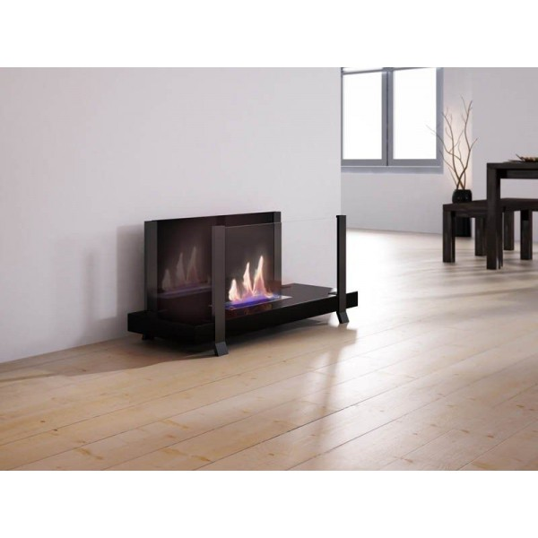 cheminee ethanol fire. Black Bedroom Furniture Sets. Home Design Ideas