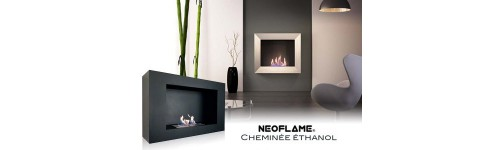 cheminees bio ethanol neoflame design. Black Bedroom Furniture Sets. Home Design Ideas