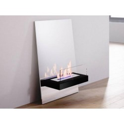 Bio ethanol sublim Mirror fireplace