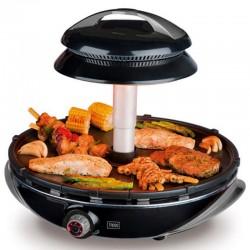 Multi- Rôtissoire Trebs pour Griller de la Viande du Poisson ou des Légumes