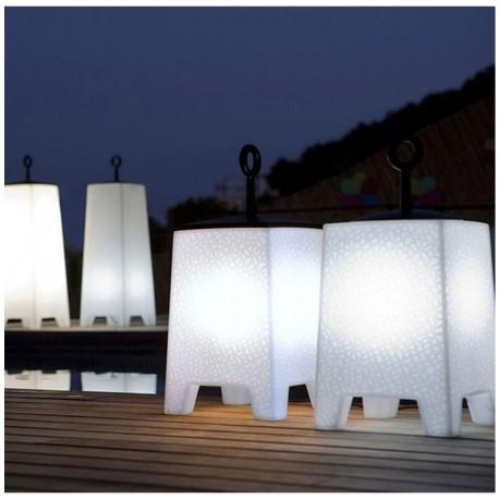 Table Lamp Mora Led White H58