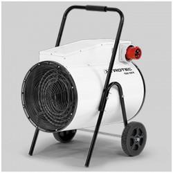 Mobile de sopro elétrico 30 kW TDS 120 R Trotec aquecimento profissional