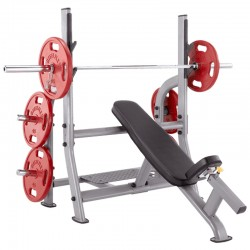 Banc Incliné Olympique Neo NOIB Steelflex