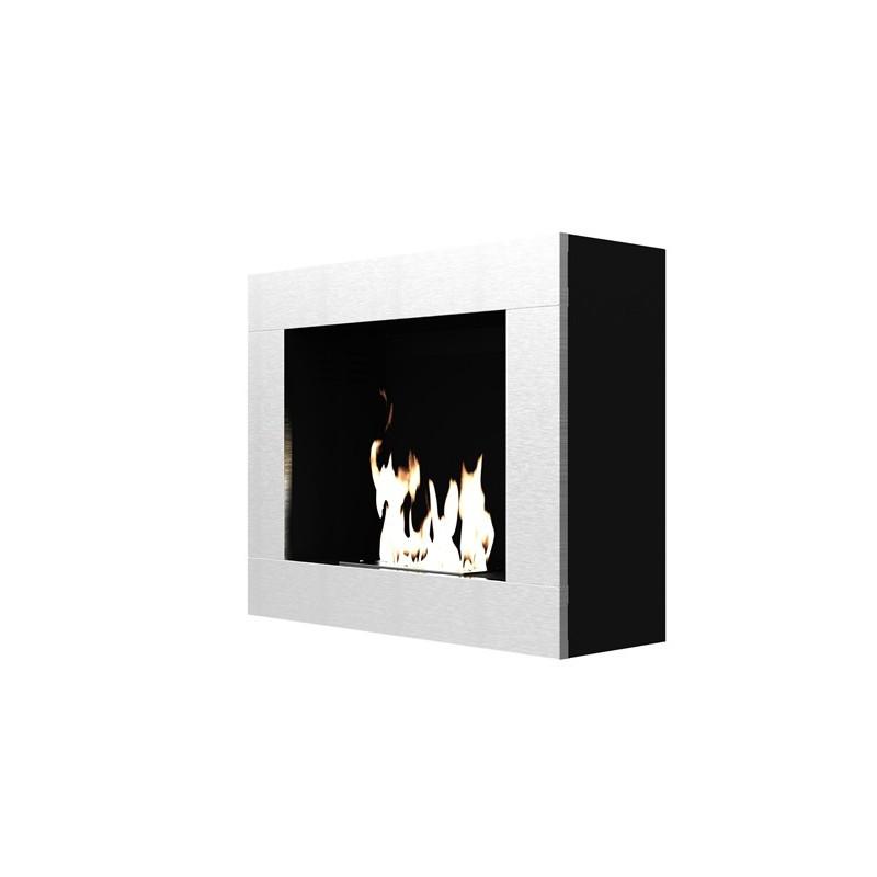 landmann northwoods outdoor fireplace black
