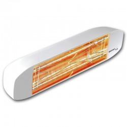 Aquecimento infravermelho Heliosa Hi Design 11 Branco Carrara 2000W