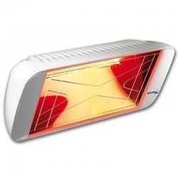 Aquecimento infravermelho Heliosa Hi Design 66 ferro 2000W Mobile