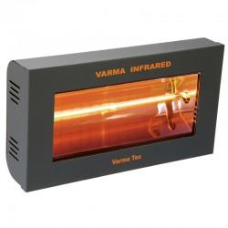Aquecimento infravermelha Vieira 2000 Watts de ferro 400-20
