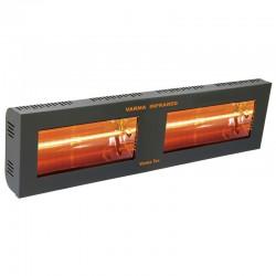 Aquecimento infravermelha Vieira 400-2 que IPX5 forjado ferro 4000 Watts
