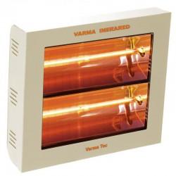 Aquecimento infravermelha Vieira 400-2 creme 3000 Watts