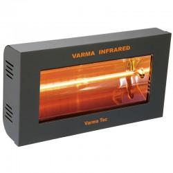 Vieira 400-15. calefator infravermelho de 1500 watts de ferro forjado