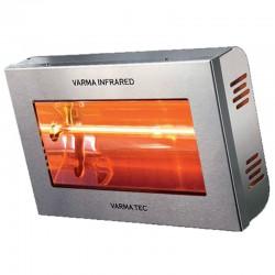 Riscaldamento a raggi infrarossi Varma V400-15 acciaio inox 1500 watt
