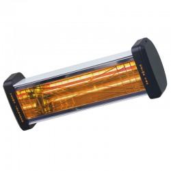 Calefator infravermelho de 1500 Watt Vieira 301 preto