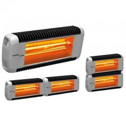 Aquecimento infravermelho Varma Tandem infravermelho 2000 Watts