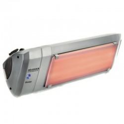 Chauffage Electrique Infrarouge HELIOSA Modèle 9-3 Silver - 4000 W IPX5 Bluetooth