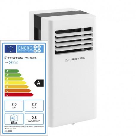 Mobile air conditioner Trotec PAC 2100X Monobloc