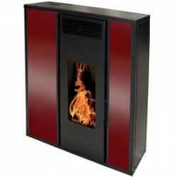 Granules 10Kw Etanche Interstoves Tessa Bordeaux