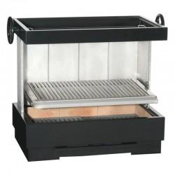 BarBecue Ferlux para pose ou embutido em tijolos refratários e aço
