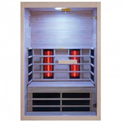 Sauna Infrarouge Sentiotec Vénus Vital 2 Places