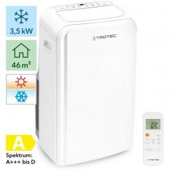 Climatiseur Trotec Mobile PAC 3500 SH jusqu'à 46 m2