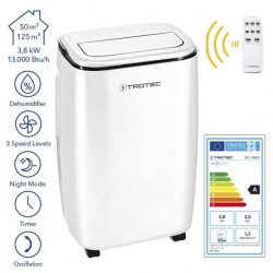 Trotec Mobile PAC 3800 S air conditioner up to 125 m3