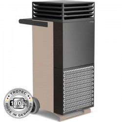 Trotec Bronze-Black High Frequency Air Purifier