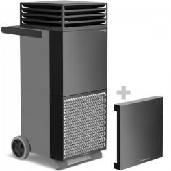 Purificateur d'air TAC V+ Trotec Gris basalte-noir avec Capot insonorisant