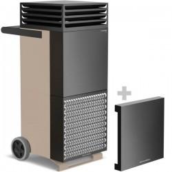 Purificateur d'air TAC V+ Trotec Bronze-noir avec Capot insonorisant