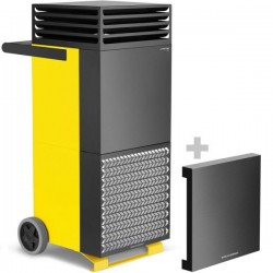 TAC V-Trotec air purifier with Soundproofing Capot