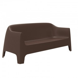 Garden sofa Vondom Solid sofa bronze