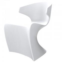 Chaise Wing Vondom blanc mat