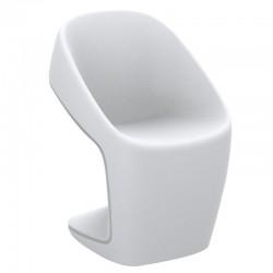 Chaise Ufo Vondom blanc mat
