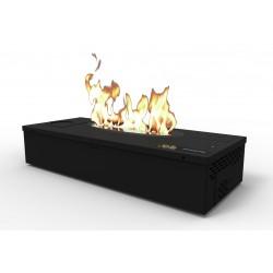 Etanol eletrônico do queimador AxiJet BlueLite automática NeoFlame