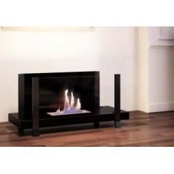 Bio-Ethanol-Sublim Bench Feuer Kamin