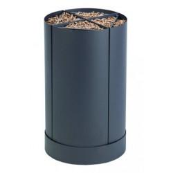 存储颗粒木材碎片灰色砂设计十九岁