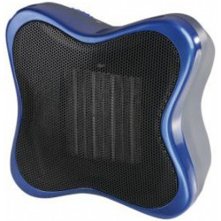蓝色陶瓷暖风机 DOM340B DomoClip