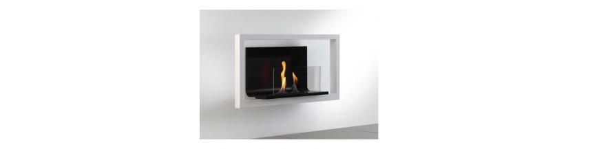 Electronic Bio-ethanol fireplaces