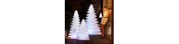 Móveis e objetos de luz